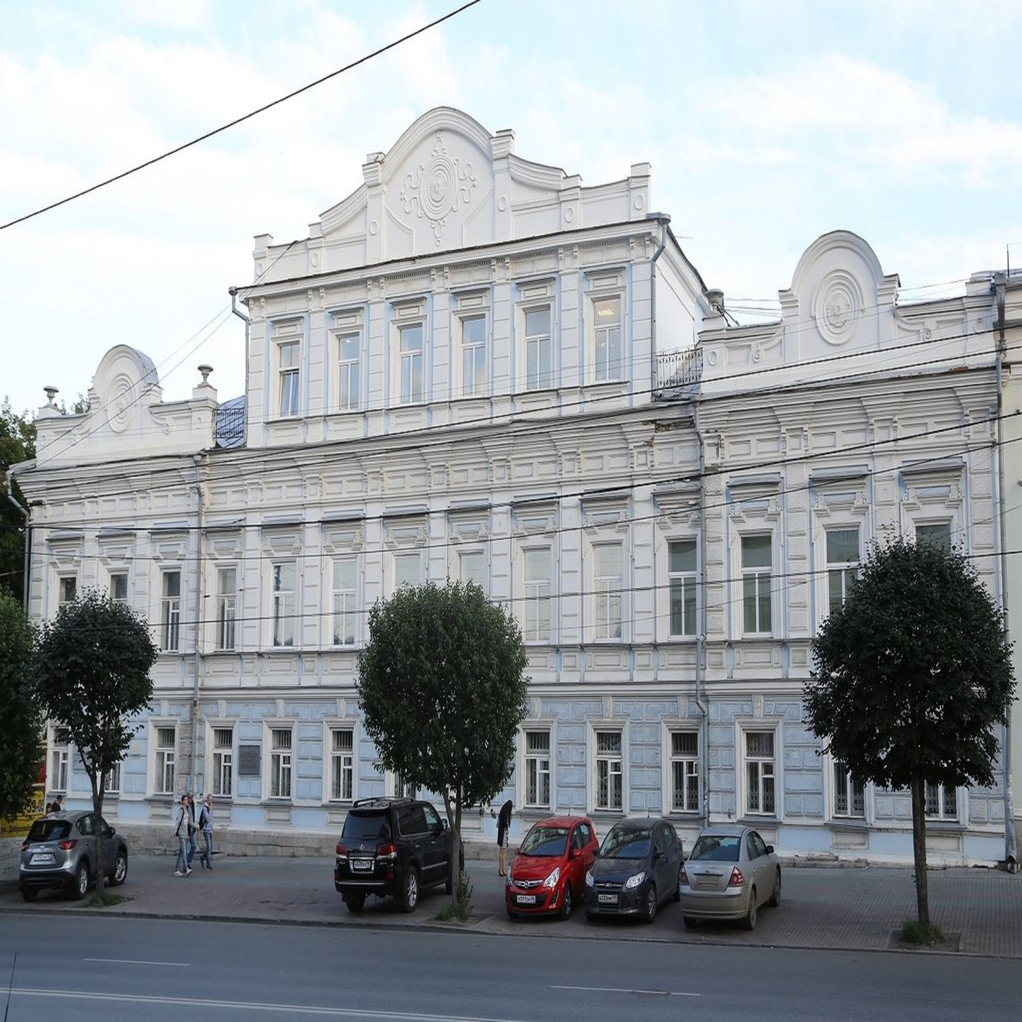 Музейно-выставочный центр «Дом Поклевских-Козелл»