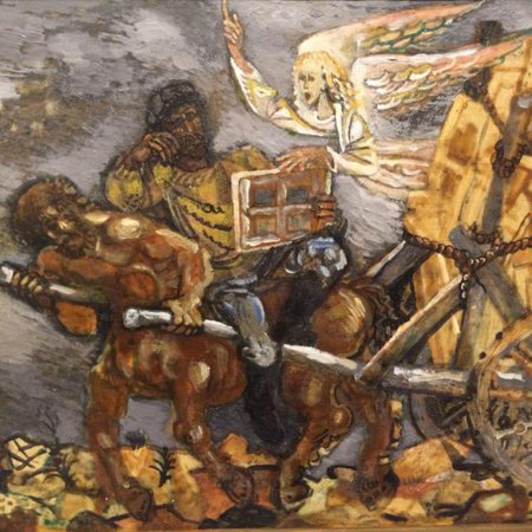 Выставка Германа Метелёва «Собственный портрет!»