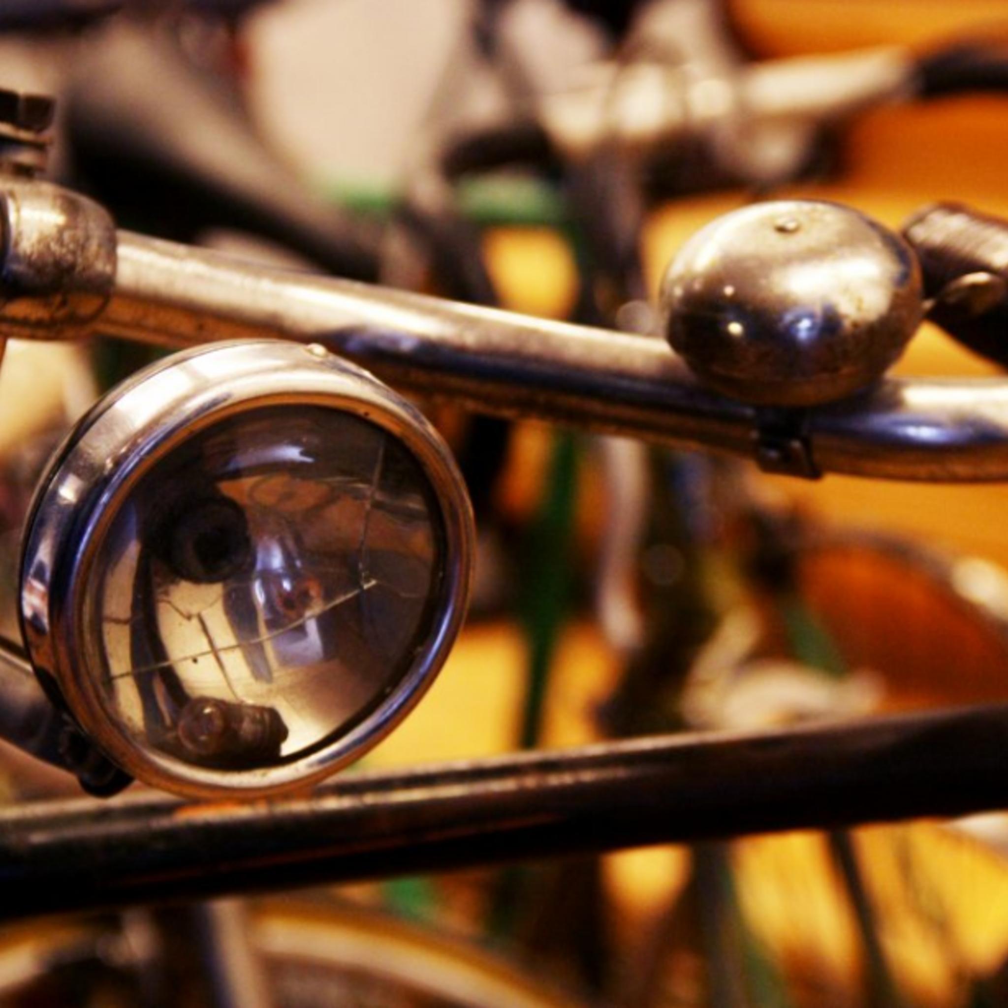 Выставка «Чисто велосипедное дело»
