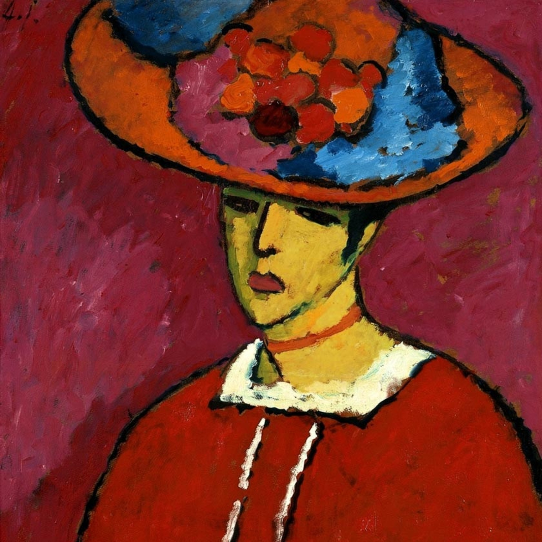 Lecture Alexei Jawlensky and German Expressionism