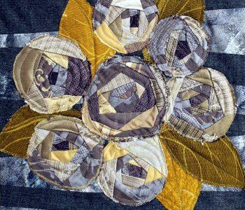 Выставка работ выпускниц курса лоскутного шитья «Лоскутная радуга»