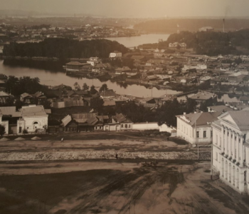 Выставка «Вода и город. История начистоту»