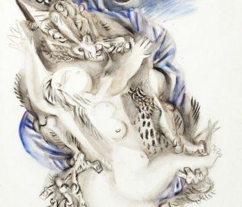 Выставка Виталия Воловича «…Мечта художника, безмолвная камея…»