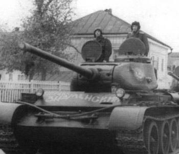 Мастер-класс «История танкового экипажа»