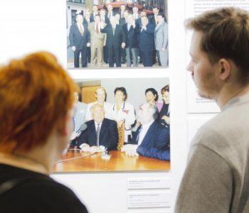 Экскурсия по выставке «Что говорить о Черномырдине и обо мне»
