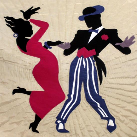 Выставочный проект «Танцуют все!»