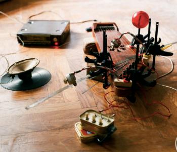 Мастер-класс «Звук как пространство, звук как язык»