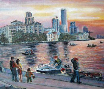 «Видоискатель» – выставка к 295-ю Екатеринбурга